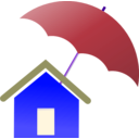 download Home Insurance clipart image with 225 hue color