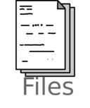 Files Labelled
