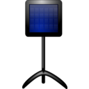 download Solar Panel 4 clipart image with 225 hue color