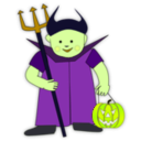 download Trick Or Treat 2 clipart image with 45 hue color