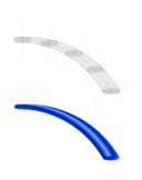 Calligraphed Curve Ii