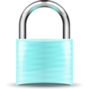 download Padlock Pink clipart image with 180 hue color