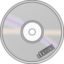 download Compact Disc clipart image with 90 hue color