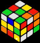 Rubik S Cube Random Petr 01