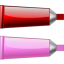 Color Tube Redpink
