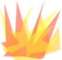 Simple Cartoon Explosion