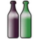 download Bottles clipart image with 90 hue color