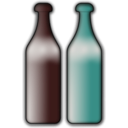 download Bottles clipart image with 135 hue color