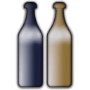 download Bottles clipart image with 0 hue color