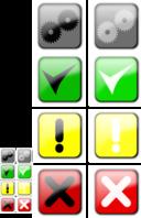 Status Icons Ii