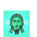 download Savior Icon clipart image with 135 hue color