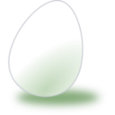 download Egg clipart image with 225 hue color