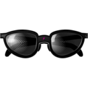 download X Ray Spex Specs Glasses clipart image with 315 hue color