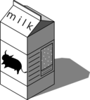 Caja De Leche Milk Box