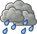 Tango Weather Showers Scattered