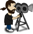 Comic Characters Filmmaker