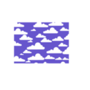 download Simple Clouds clipart image with 45 hue color