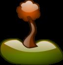 Glossy Tree
