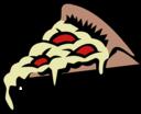 Pizza Slice Trozo De Pizza