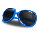 download Sunglasses clipart image with 225 hue color