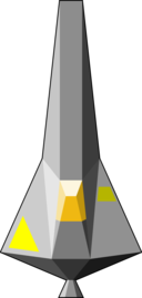 Single Seater Space Craft