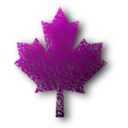 download Maple Leaf 6 clipart image with 315 hue color