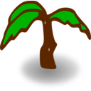 Rpg Map Symbols Palm Tree