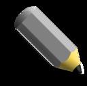 Grey Pencil