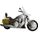 download Motorbike clipart image with 45 hue color