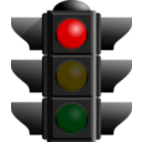 Traffic Light Red Dan Ge 01