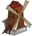 Rpg Map Symbols Windmill