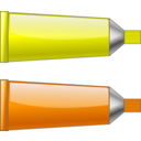 Color Tube Yelloworange