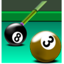 download Billard clipart image with 45 hue color