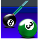 download Billard clipart image with 135 hue color