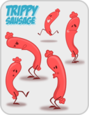 Trippy Sausage