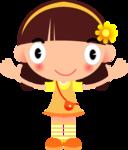 Yellow Girl