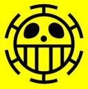 Trafalgar Law Logo