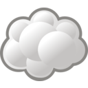 download Internet Cloud clipart image with 315 hue color