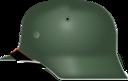 German World War 2 Helmet