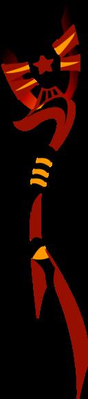 Anubis Staff