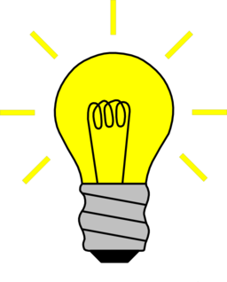 Light Bulb On Clipart I2Clipart Royalty Free Public Domain