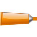 Color Tube Orange