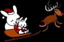 Santa Rabbit