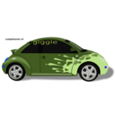 download Beetle By Ggiggle Com clipart image with 225 hue color