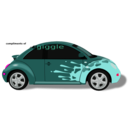 download Beetle By Ggiggle Com clipart image with 315 hue color
