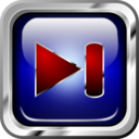 Icon Blue Multimedia Next