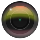 download Camera Lens clipart image with 45 hue color