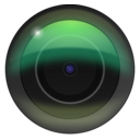 download Camera Lens clipart image with 135 hue color