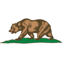 Flag Of California Bear And Plot