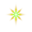 download Fire Star clipart image with 45 hue color